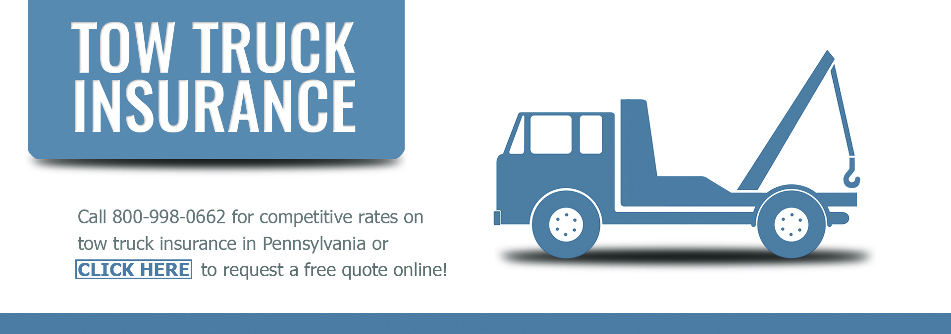 Quotes Tow Truck Insurance Pennsylvania